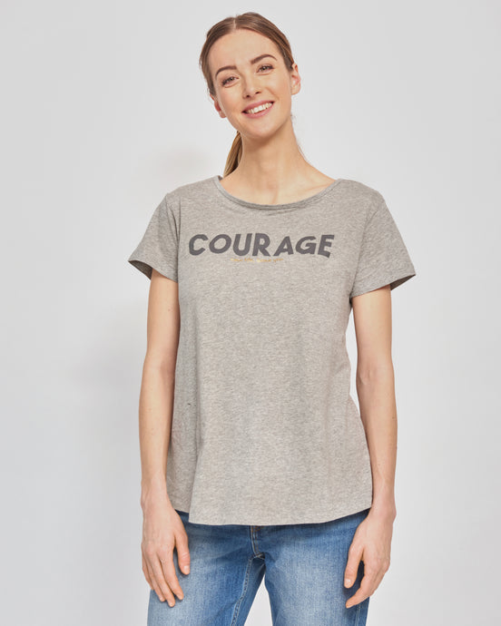 Courage Maternity & Breastfeeding T-shirt