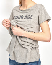 Load image into Gallery viewer, Courage Maternity & Nursing T-shirt
