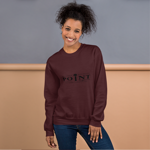 The Point Unisex Sweatshirt