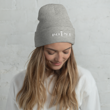 Load image into Gallery viewer, The Point Cuffed Beanie