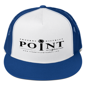 The Point Trucker Cap