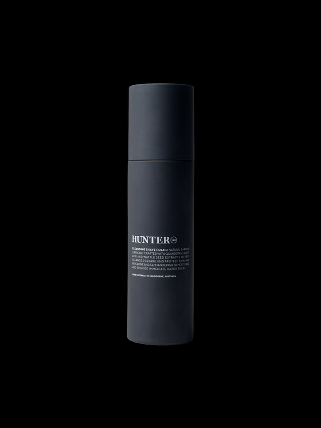 Hunter Lab Cleansing Shaving Foam 200ml
