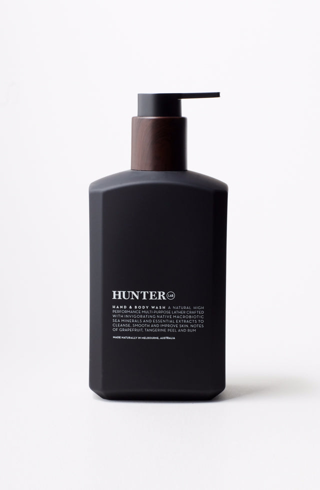 Hunter Hand & Body Wash 550ml