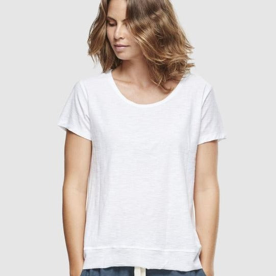 Organic Cotton Slub Tee