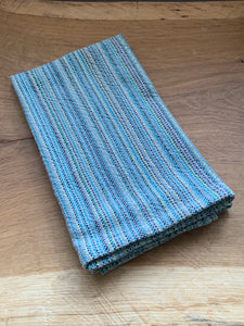 Handwoven Towel - Grey