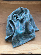 Load image into Gallery viewer, Handwoven Towel - Grey