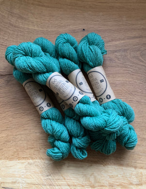 Peruvian Wool - 20g - Walk in the Woods Green