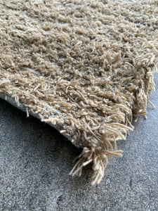 "Wool and Cotton Handwoven Rug - 27""x36"""