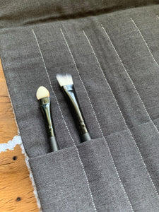 MakeUp Brush Travel Case