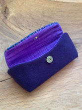 Load image into Gallery viewer, Sunglass Case - Purple