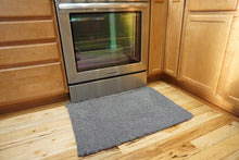 Load image into Gallery viewer, Super soft cotton and Synthetic handwoven rug great for the bedroom, bathroom or kitchen