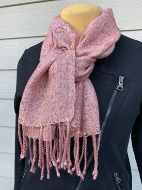 Scarf - Rose Gold