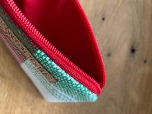 Load image into Gallery viewer, Coin Purse - Red, White and Green