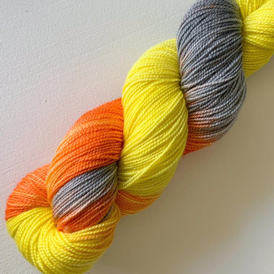 80% SW Wool 20% Silk - 2 Ply Yarn