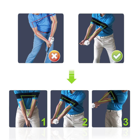 Pro Golf Swing Armband – Smart Choice Factory