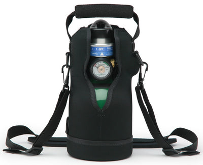 Invacare Homefill Oxygen Cylinder with built in Conserver