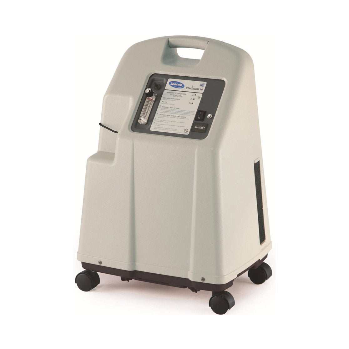 Perfecto2 w 5-liter concentrator irc5pw, irc5po2w by invacare.