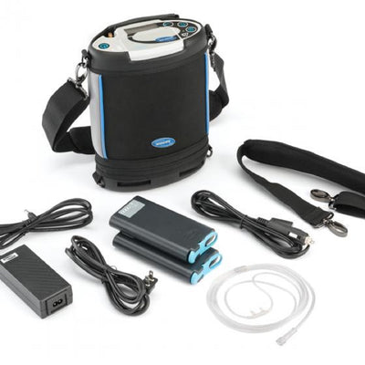 New Invacare Platinum Portable Oxygen Concentrator