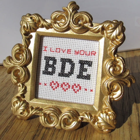 PDF: I Love Your BDE