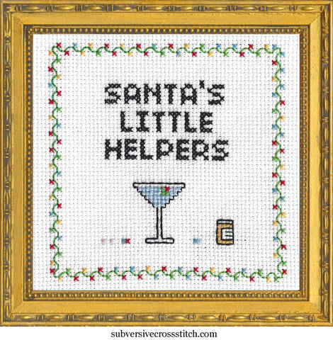 PDF: Santa's Little Helpers