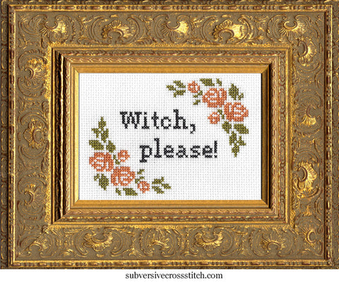 PDF: Witch, Please!