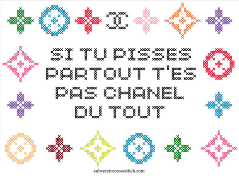 PDF: Chanel Bathroom Sign