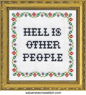 PDF: Hell Is Other People