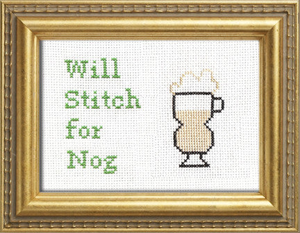 PDF: Will Stitch For Nog