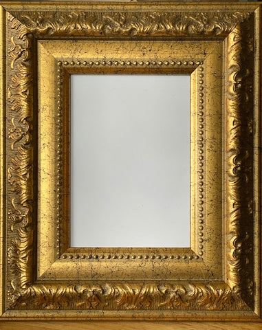 Our Signature Gold Frame: 5x7 inches