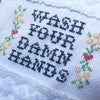 Towel Kit: Wash Your Damn Hands