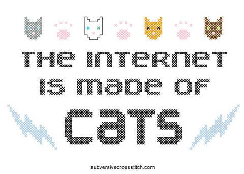 PDF: The Internet Is Made of Cats