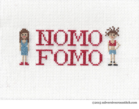 Broad City PDF: Nomo Fomo