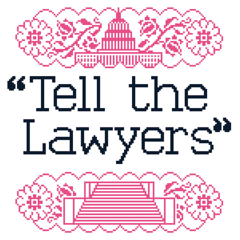 PDF: Tell The Lawyers