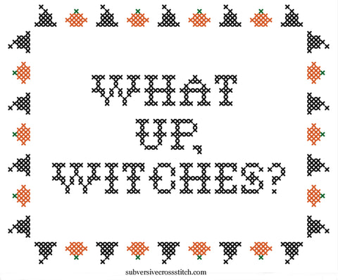 PDF: What Up, Witches?