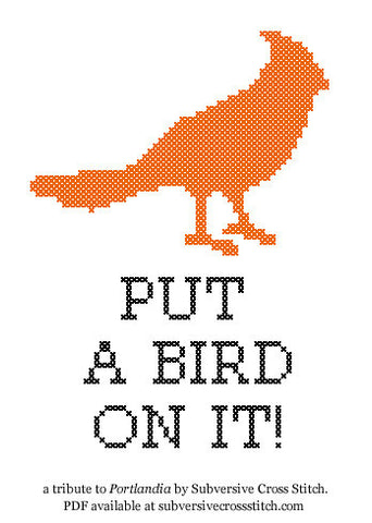 PDF: Put A Bird On It!