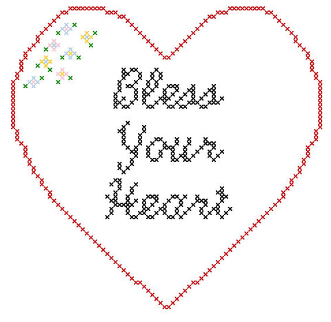PDF: Bless Your Heart