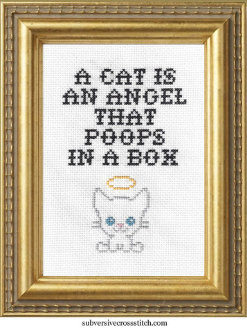 PDF: A Cat Is An Angel That Poops In A Box
