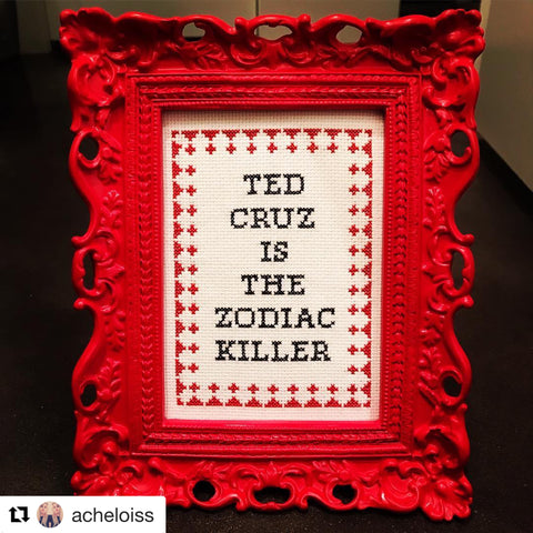 PDF: Ted Cruz Is The Zodiac Killer