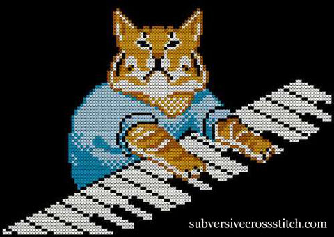 PDF: Keyboard Cat