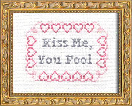PDF: Kiss Me, You Fool