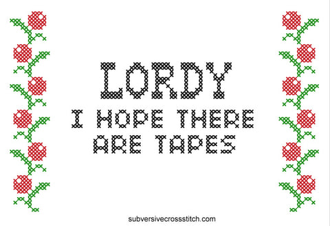 PDF: LORDY I Hope There Are Tapes