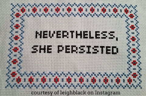 PDF: Nevertheless, She Persisted