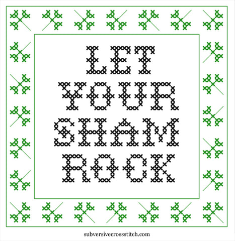 PDF: Let Your Sham Rock