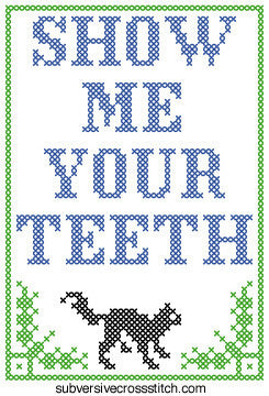 PDF: Show Me Your Teeth