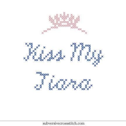 PDF: Kiss My Tiara