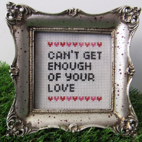 PDF: Can't Get Enough Of Your Love