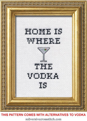 PDF: Home Is Where The Vodka Is