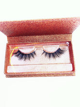 Load image into Gallery viewer, LUSCIOUS Eyelashes Natural Long 3D Mink Lashes