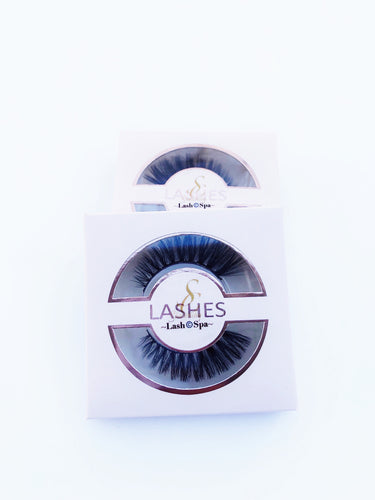 LASH©️SPA Eyelashes Natural Long 3D Mink