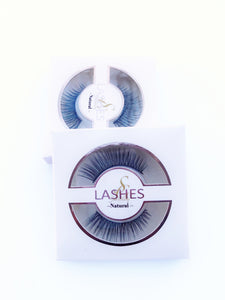 NATURAL Faux Lashes